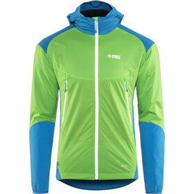 Directalpine Alpha Jacket 2.0 Hombre, verde/azul